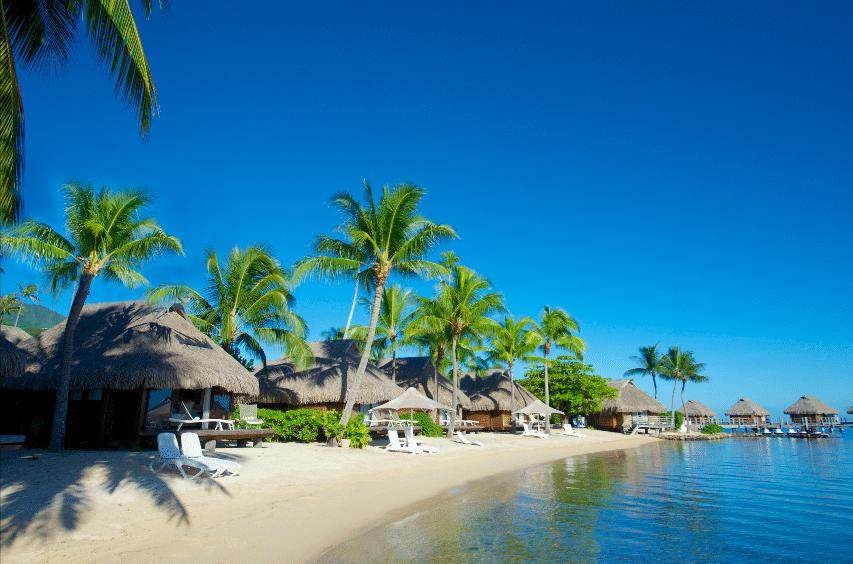 Manava beach moorea 6