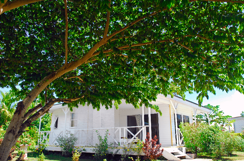 Opoa jardin