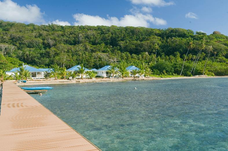 Opoa plage