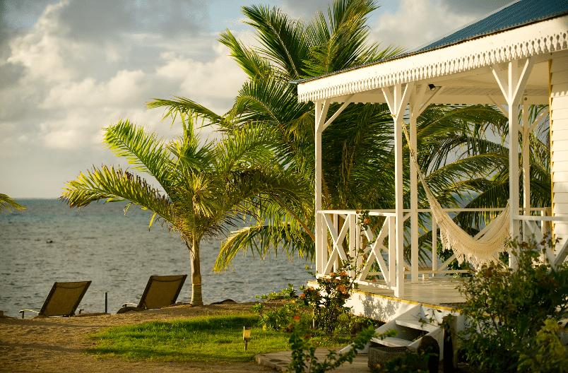 Opoa terrasse